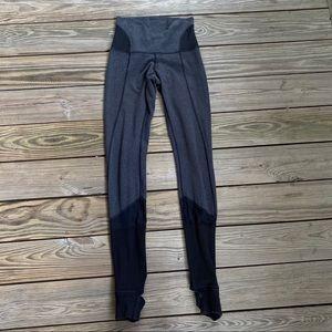 Lululemon Devi Yoga Pants Stirrup Cuffs